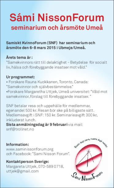 Annonsblad Kiruna